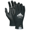 Safety-zone-nylon-gloves: Memphis Glove - 9178Nf Cut Protection Gloves, X-Large, Nylon With Kevlar, Black