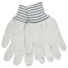 safety and security: Memphis Glove - Terrycloth Gloves, Small, Natural, Knit Wrist Cuff