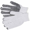 Memphis Glove PVC 1-Sided Dot String Knit Gloves MMG 127-9650LM