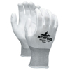 hand protection: Memphis Glove - PU Coated Gloves, 13-Gauge, Large, Black