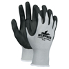 Ring Panel Link Filters Economy: Memphis Glove - Foam Nitrile Gloves, Medium, Black/Gray