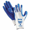 Memphis Glove Flex-Tuff 10 Gage Blue Latex Coated Palm Gloves, Medium MMG 127-9680M
