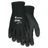 Safety-zone-nylon-gloves: Memphis Glove - Ninja Ice Gloves, X-Large, Fully Coated, Black