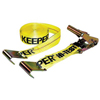 Keeper Ratchet Tie-Down Straps ORS 130-04623