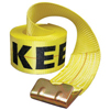 Keeper Ratchet Tie-Down Straps ORS 130-04926