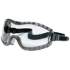 Crews Stryker Safety Goggles, Anti-Fog, Clear Lens CRW 135-2310AF