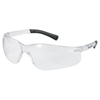 Crews Bearkat Protective Eyewear, Clear Polycarbonate Anti-Scratch Anti-Fog Lenses CRW 135-BK110AF
