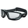 Crews Reaper Safety Goggles, Anti-Fog, Clear Lens CRW 135-RP110AF