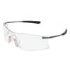 Crews Rubicon Protective Eyewear, Clear Polycarbonate Anti-Fog Lenses CRW 135-T4110AF