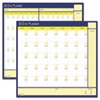 Ability One AbilityOne™ 30-Day/60-Day Undated Reversible/Erasable Flexible Planner NSN 5850980