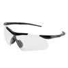 Kimberly Clark Professional V60 Safeview Eyewear, Rx Inserts, Polycarbon Anti-Scratch Anti-Fog Lenses, Black KIM 138-38503