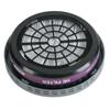 Jackson Airmax He Filters, Black/Purple KCC 138-13053