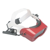 eye protection: Jackson - V100 Wa Series Iruv Cutting Goggles, Ir/Uv 5.0/Red, Shallow Fixed Front