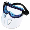 Jackson Full Face Faceshield Blue Frame Anti Fog Lens ORS 138-18629