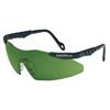 Smith & Wesson Magnum 3G Safety Eyewear, Iruv 3.0 Polycarbon Anti-Scratch Lenses, Black Frame SMW 138-19792