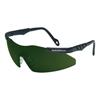 Smith & Wesson Magnum 3G Safety Eyewear, Iruv 5.0 Polycarbon Anti-Scratch Lenses, Black Frame SMW 138-19793