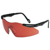 Smith & Wesson Magnum 3G Safety Eyewear, Copper Blue Shield Anti-Scratch Lenses, Black Frame SMW 138-19796