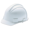 Jackson Charger Hard Hats, 4 Point Ratchet, White KCC 138-20392
