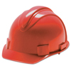 Jackson Charger Hard Hats, 4 Point Ratchet, Red KCC 138-20394