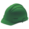 Jackson Charger Hard Hats, 4 Point Ratchet, Green KCC 138-20399
