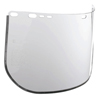 Jackson F20 Polycarbonate Face Shields, Bound, Clear, 15 1/2 In X 8 In KCC 138-29096