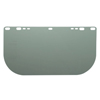 Jackson F10 PETG Economy Face Shields, Medium Green, 15 1/2 In X 8 In X 0.04 In KCC 138-29101
