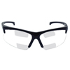 eye protection: Smith & Wesson - V60 30-06 Dual Readers Safety Eyewear, +2.0 Diopter Polycarb Anti-Scratch Lenses