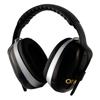 Jackson H70 Onyx Earmuffs, 23 Db Nrr, Black, Headband KCC 138-20771