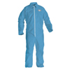Kimberly Clark Professional KleenGuard® A65 Flame Resistant Coveralls, Zipper Front, Open Wrist/Ankles, Lg KIM 138-45313