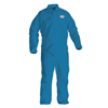Kimberly Clark Professional KleenGuard® A20 Breathable Particle Protection Coveralls, 3XL, Denim Blue KIM 138-58506
