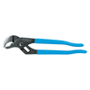 Channellock Tongue And Groove Pliers, 16 In, Straight, 8 Adj. CHN 140-460-CLAM