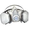 3M OH&ESD 5000 Series Half Facepiece Respirators MMM 53P71