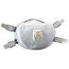 respiratory protection: N100 Particulate Respirators