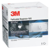 respiratory protection: 3M - N95 Particulate Respirators