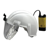 3M OH&ESD Airstream™ High Efficiency Mining Headgear-Mounted Systems 3MO 142-AS-600LBC