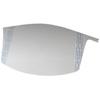 3M OH&ESD Versaflo Peel-Off Visor Covers, 10EA/CS 3MO 142-M-926