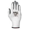 Gloves Nylon Gloves: HyFlex® Foam Nitrile-Coated Nylon-Knit Gloves, Size 8