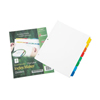 Ability One AbilityOne™ Avery® SkilCraft® Index Dividers NSN 6006970