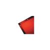 Wilson Industries See-Thru Welding Curtains, 6 Ft X 10 Ft, Vinyl, Orange WLI138-36278