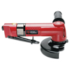 Chicago Pneumatic Angle Grinders, 4 Wheel Dia, 12,000 RPM Free Speed ORS 147-CP9120CRN