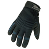 hand protection: Ergodyne - 817WP Thermal Waterproof Utility Gloves, Black, Medium