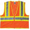 Ergodyne GLoWEAR® 8230Z Class 2 Two-Tone Vest ERG 150-21327