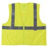 Ergodyne GLoWEAR® 8260FRHL Class 2 Fire Resistant Modacrylic Vest ERG 150-21493