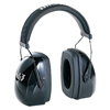 Honeywell Leightning Earmuffs, 23 Db Nrr, Black, Over The Head FND 154-1013461