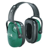 Honeywell Thunder Earmuffs, T1, 26 Db Nrr, Light Green, Over-The-Helmet FND 154-1010928