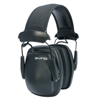 Honeywell Sync Stereo Earmuff, 25 Db Nrr, Black, Over The Head FND 154-1030110
