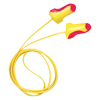 Honeywell Laser Lite Disposable Earplugs, Foam, Corded, 100 Pair Per Box FND 154-LL-30