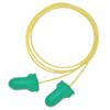 Honeywell Max Lite Disposable Earplugs, Polyurethane Foam, Corded, 100 Pair Per Box FND 154-LPF-30-P
