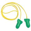 Honeywell Max Lite Disposable Earplugs, Foam, Corded, 100 Pair Per Box FND 154-LPF-30
