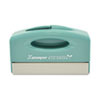 Shachihata Xstamper® ECO-GREEN Pre-Inked Custom Pocket Stamp XST 1XPN40